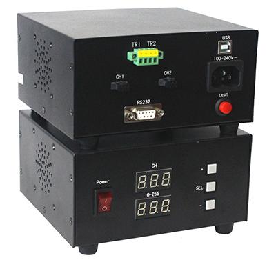 2路数字光源控制器