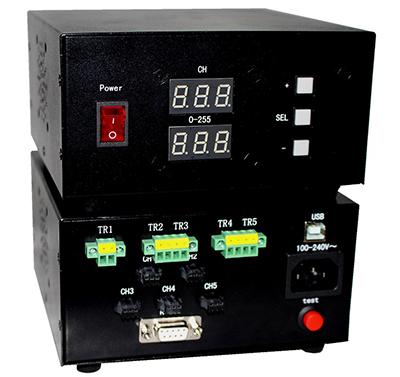 5路数字光源控制器