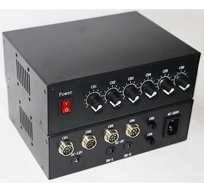 六路+12DC光源控制器