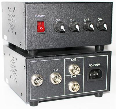 四路+12DC控制器