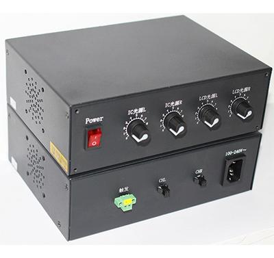 两路两级切换光源控制器