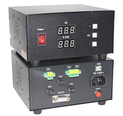 武汉3路数字光源控制器