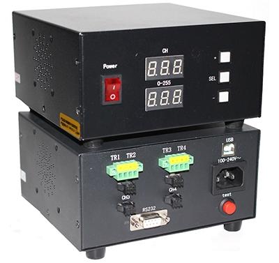 武汉4路数字光源控制器