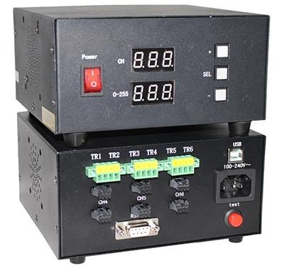 武汉6路数字光源控制器