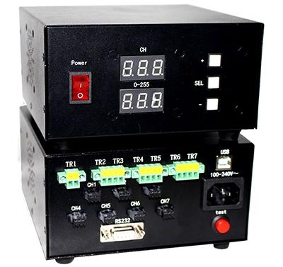 武汉7路数字光源控制器