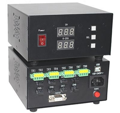 武汉8路数字光源控制器