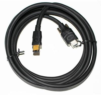 武汉A-B(B带螺钉)线缆组件
