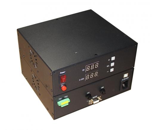 两路数字光源控制器