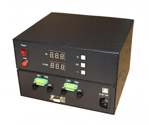 四路数字光源控制器